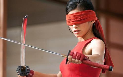 Cosa ne pensi di Elodie Yung nel ruolo di Elektra?