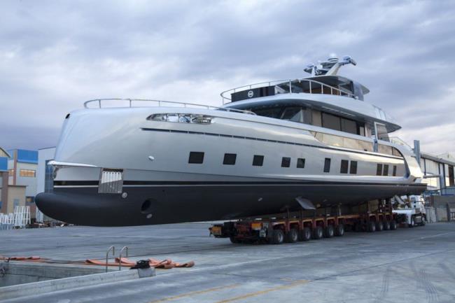 Il nuovo yacht di Porsche da 14 milioni di euro.