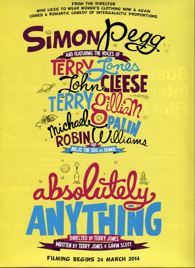 Il primo trailer di Absolutely Anything ha voci dai tempi comici incredibili
