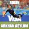Robin Arkham Asylum