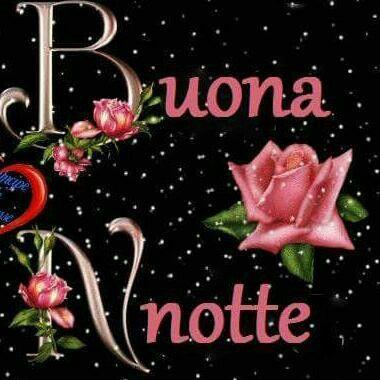 Un messaggio di buonanotte - Fiori, le più belle immagini per il buongiorno, buonanotte e buon compleanno