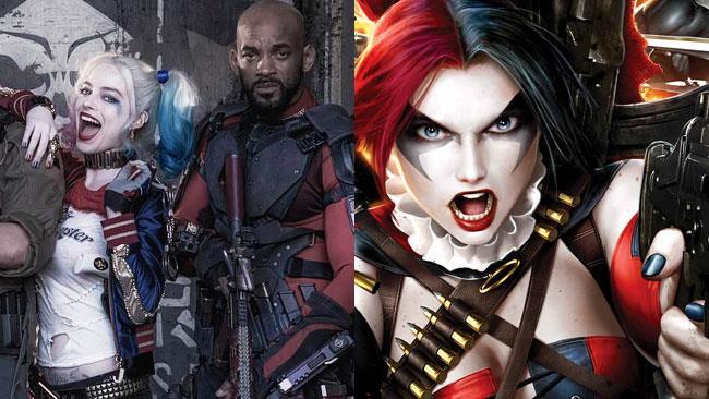 Nel cast di Suicide Squad c'è anche Harley Quinn