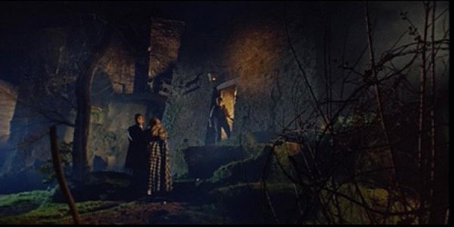 Una scena del film Operazione paura