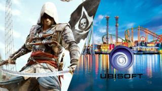 I videogiochi Ubisoft diventeranno le attrazioni di un parco a tema
