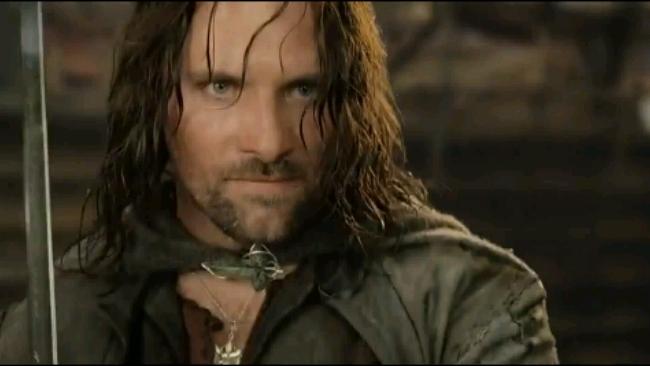 La foto di Aragorn