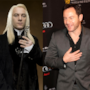 Jason Isaacs - Lucius Malfoy prima e dopo