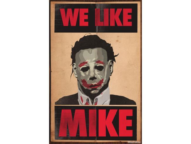 Michael Myers tra i protagonisti horror candidati alle elezioni