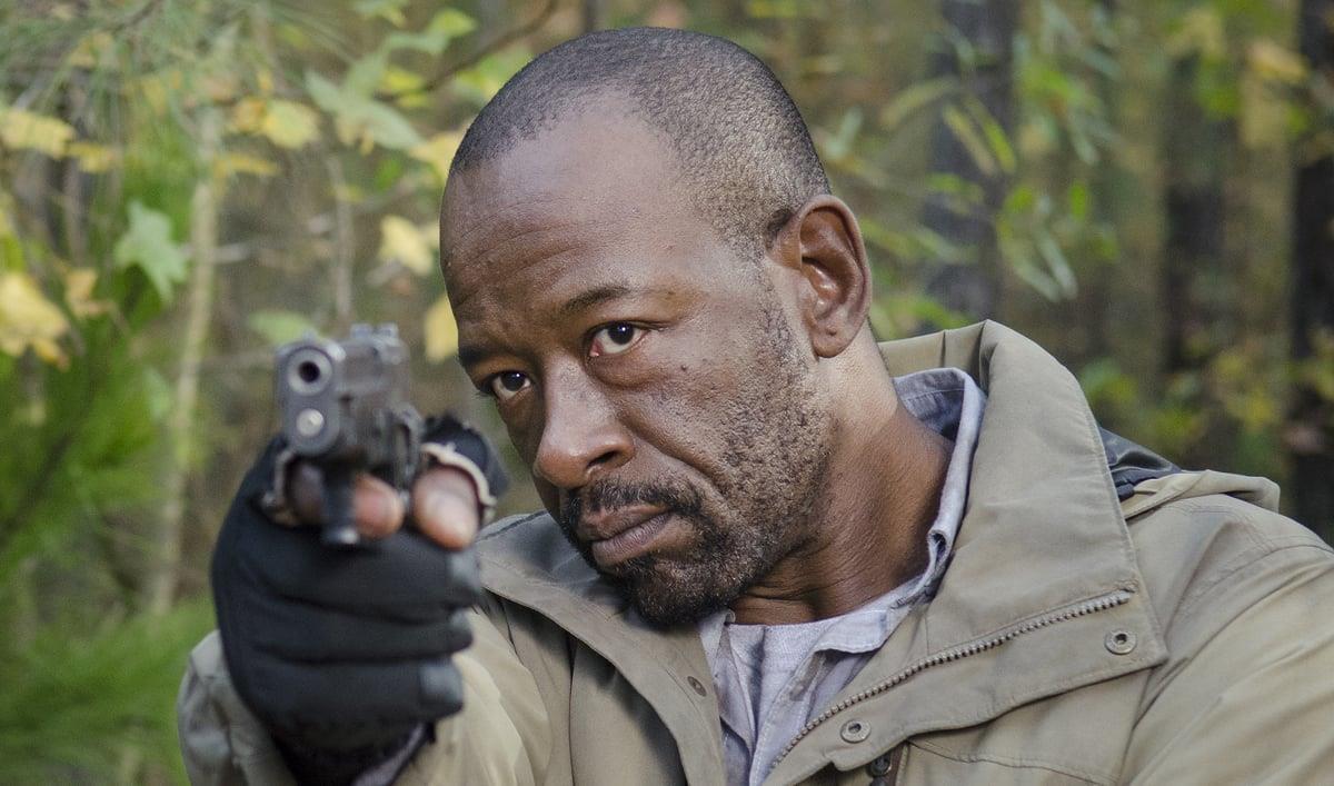 La foto di Morgan dalla settima stagione.