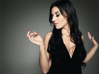 La sexy Cristina Scabbia