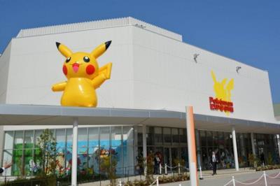 A Osaka sta per essere inaugurata la prima vera palestra Pokémon