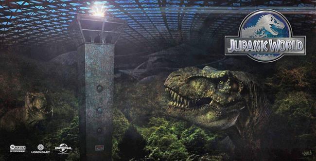 Il T-Rex sarà sempre protagonista di Jurassic World