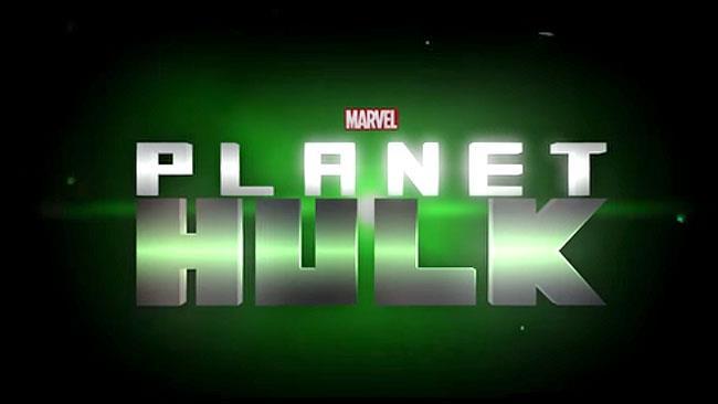 Un fan ha creato il trailer di Planet Hulk