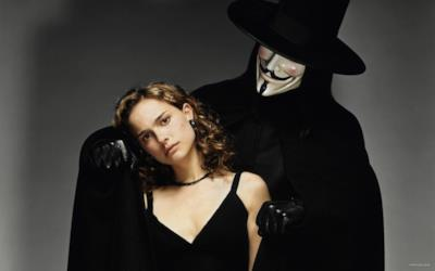 Hugo Weaving e Natalie Portman
