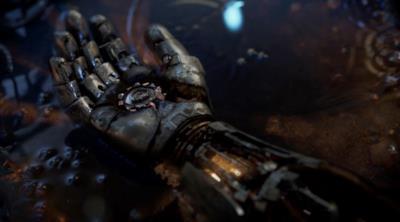 Il braccio di Iron Man nel trailer