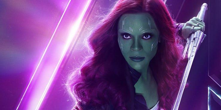 Gamora è ancora viva ed intrappolata nella Gemma dell'Anima?