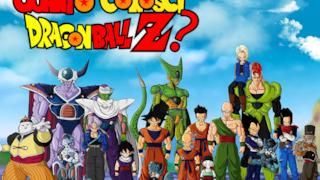 Quanto conosci Dragon Ball Z?