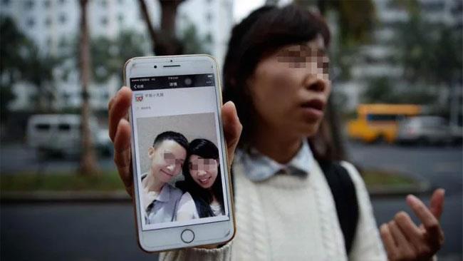 Wang Qi ha parlato della sua scoperta ai media locali