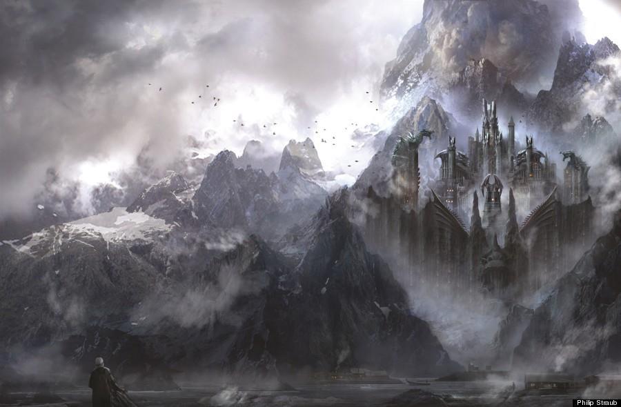 Illustrazione di Roccia del Drago
