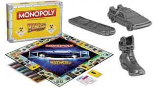 Uno sguardo al Monopoly di Ritorno al Futuro