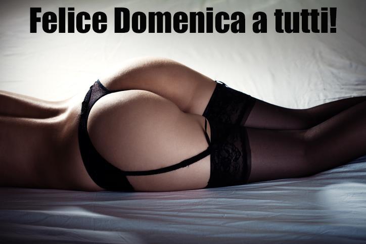 Un sedere femminile in lingerie - Immagini sexy per il buongiorno, buon compleanno, buonanotte e buona domenica