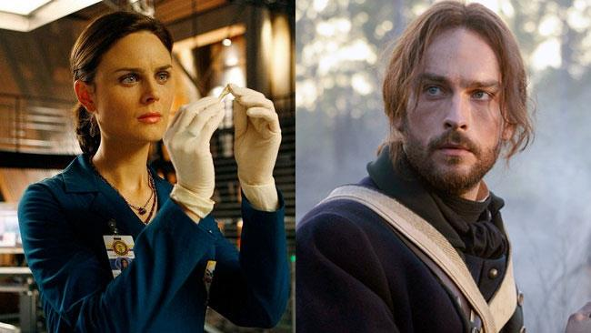 Temperance Brennan e Ichabod Crane