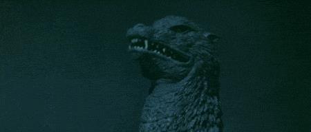 GIF Godzilla