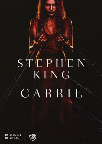 La copertina del libro Carrie - Stephen King, i migliori libri