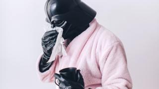 La vita di ogni giorno di Darth Vader è uno spettacolo in ogni senso [GALLERY]