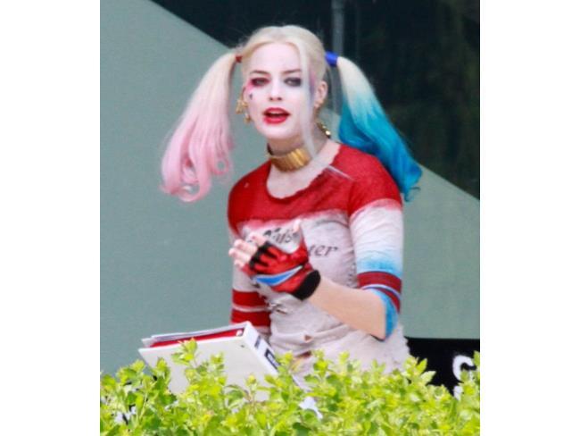 Margot Robbie, l'Harley Quinn di Suicide Squad
