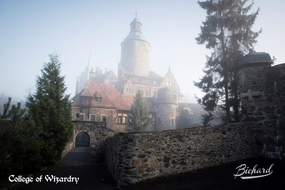 Il Castello della Scuola di Magia permanente