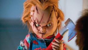 Chucky nel suo nuovo film