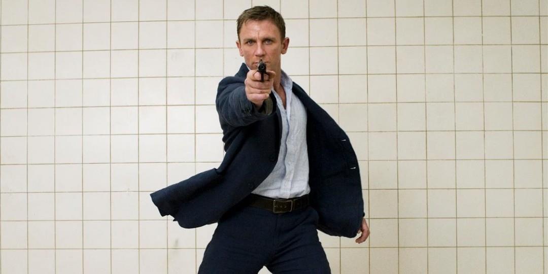 Daniel Craig nei panni di 007