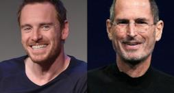 Steve Jobs e Michael Fassbender