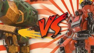 MegaBot vs Kurata