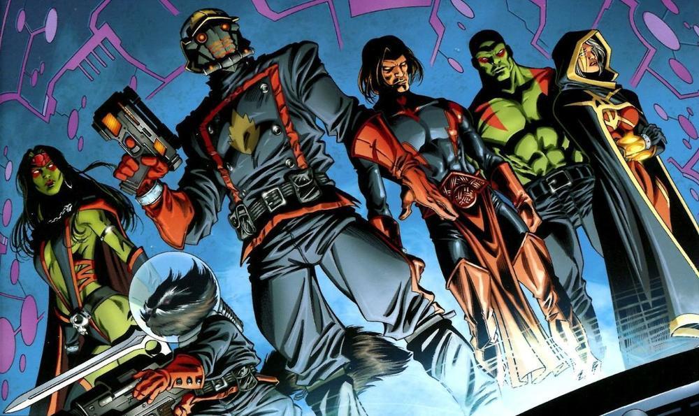 Guardiani della Galassia fumetto