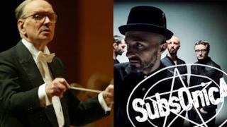 Ennio Morricone e i Subsonica