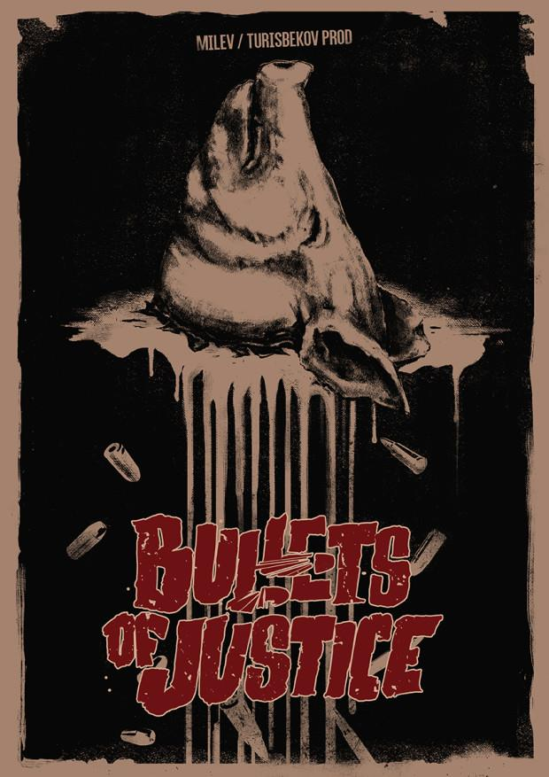 Locandina ufficiale di Bullet of Justice