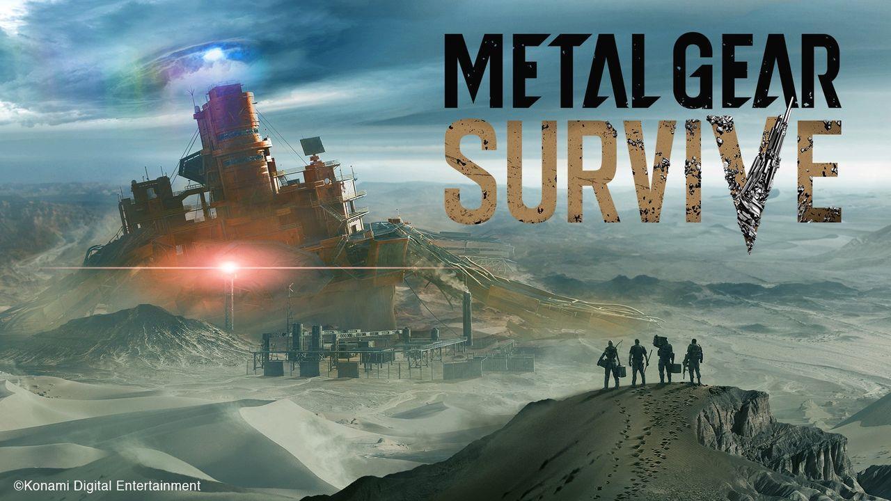 Annunciata l'uscita di Metal Gear Survive