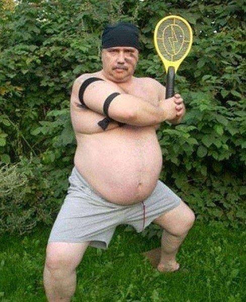 Immagine del ninja russo