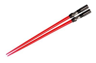 Le bacchette giapponesi laser