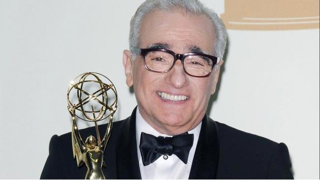 Una foto di Scorsese