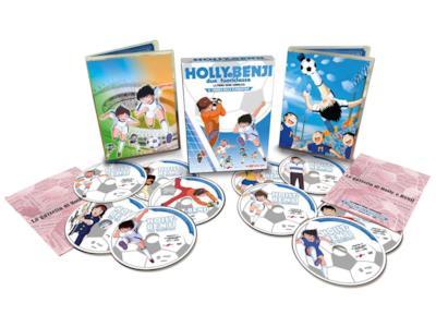 Holly e Benji in DVD