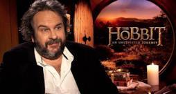 Peter Jackson dopo le riprese dello Hobbit