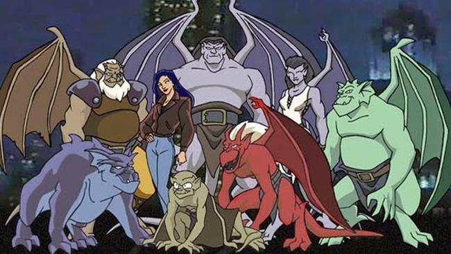 Il cartone animato degli anni '90