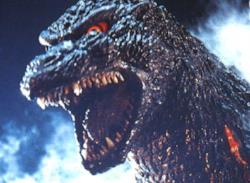 Godzilla nel film del 1964