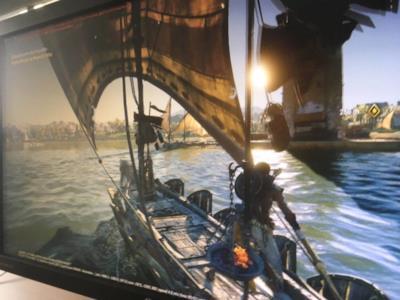 Esplorazioni e battaglie navali nella prima immagine del nuovo capitolo di AC