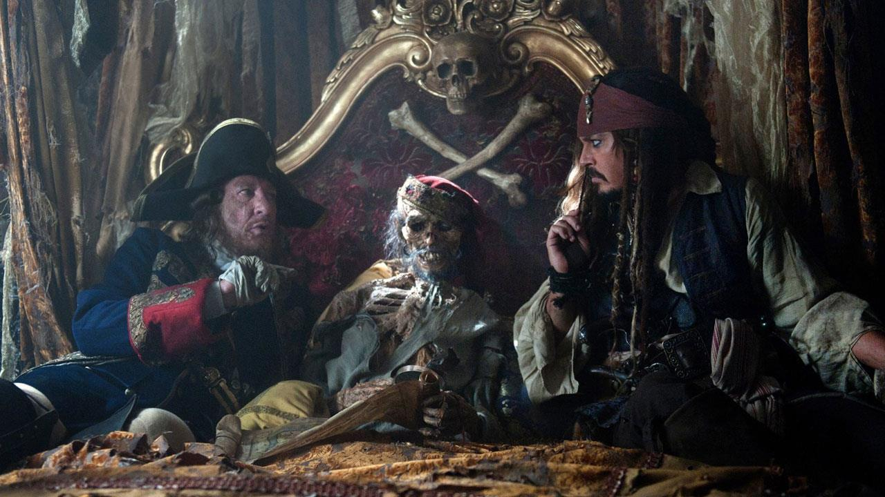 Una delle scene più apprezzate di Pirati dei Caraibi 5.