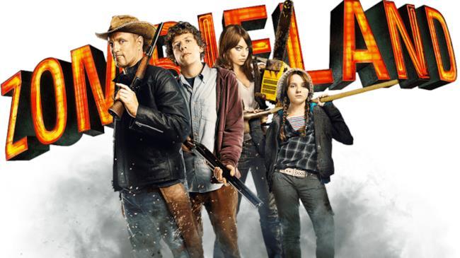 Il cast di Benvenuti a Zombieland