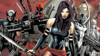 Una delle immagini più famose del gruppo degli X-Force