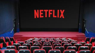 Un'ipotetica immagine di Netflix al cinema